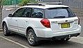 2003-2006 Subaru Outback 2.5i station wagon (2010-07-10) 02.jpg