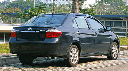 Toyota Vios - Wikiwand