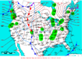 2007-02-15 Surface Weather Map NOAA.png