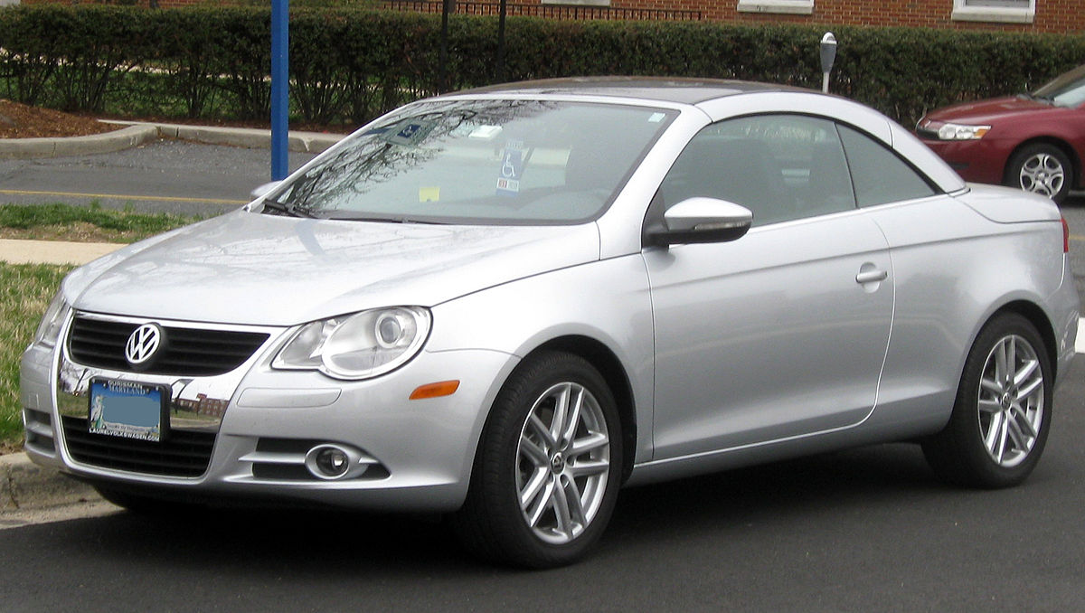 Volkswagen Eos Wikipedia