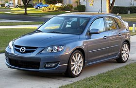 Mazdaspeed3  Wikipedia