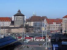 bahnhofsplatz nürnberg