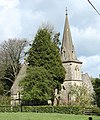 2011 - The former Church of St.James, East Cranmore (geograph 2357732).jpg