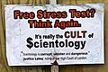 2011 March 19 Protest against Scientology in Dublin, Ireland 04.jpg