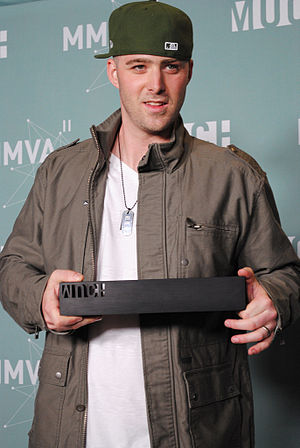 Classified (rapper) - Classified at the 2011 MuchMusic Video Awards