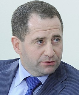 Mikhail Babich Russian politician and diplomat