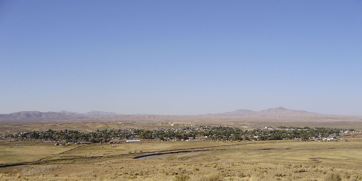 Carlin, Nevada - Wikipedia