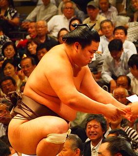 Myōgiryū Yasunari Sumo wrestler