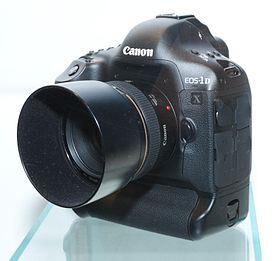 Image illustrative de l'article Canon EOS-1D X