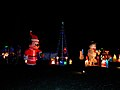 2012 Caribou Road Christmas Lights - panoramio (4).jpg