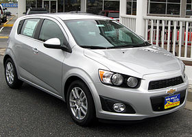 Chevrolet Aveo - Wikipedia's Chevrolet Aveo as translated ...