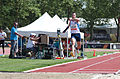 2013 IPC Athletics World Championships - 26072013 - Georgios Kostakis of Greece during the Men's triple jump - T46.jpg