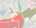2013 Woolwich attack map.PNG