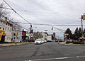2014-12-28 12 16 34 View north along Pennington Avenue (New Jersey Route 31) at Calhoun Street (Mercer County Route 653) in Trenton, New Jersey.JPG