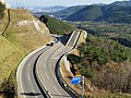 20141118 Misiryeong Penetrating Road (Emergency Escape Ramp)2.jpg
