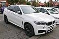 2014 BMW X6 (F16) M50d wagon (2015-07-14) 01.jpg