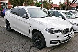 2014 BMW X6 (F16) M50d wagon (2015-07-14) 01