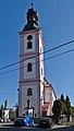 2014 Bożków, kościół śś. Piotra i Pawła 11.JPG