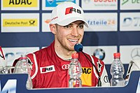 2014 DTM HockenheimringII Edoardo Mortara by 2eight 8SC3371.jpg