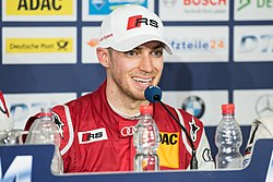 2014 DTM HockenheimringII Edoardo Mortara by 2eight 8SC3371.jpg