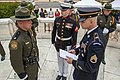 2014 Police Week Border Patrol Honor Guard Inspection (14006005929).jpg