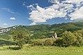 2014 Prowincja Sjunik, Widok z klasztoru Tatew na okoliczny krajobraz (07).jpg