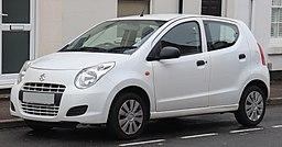 2014 Suzuki Alto SZ 1.0 Front (1)