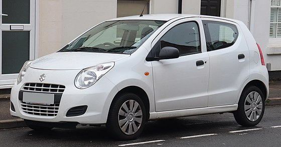 Suzuki Alto - Wikiwand