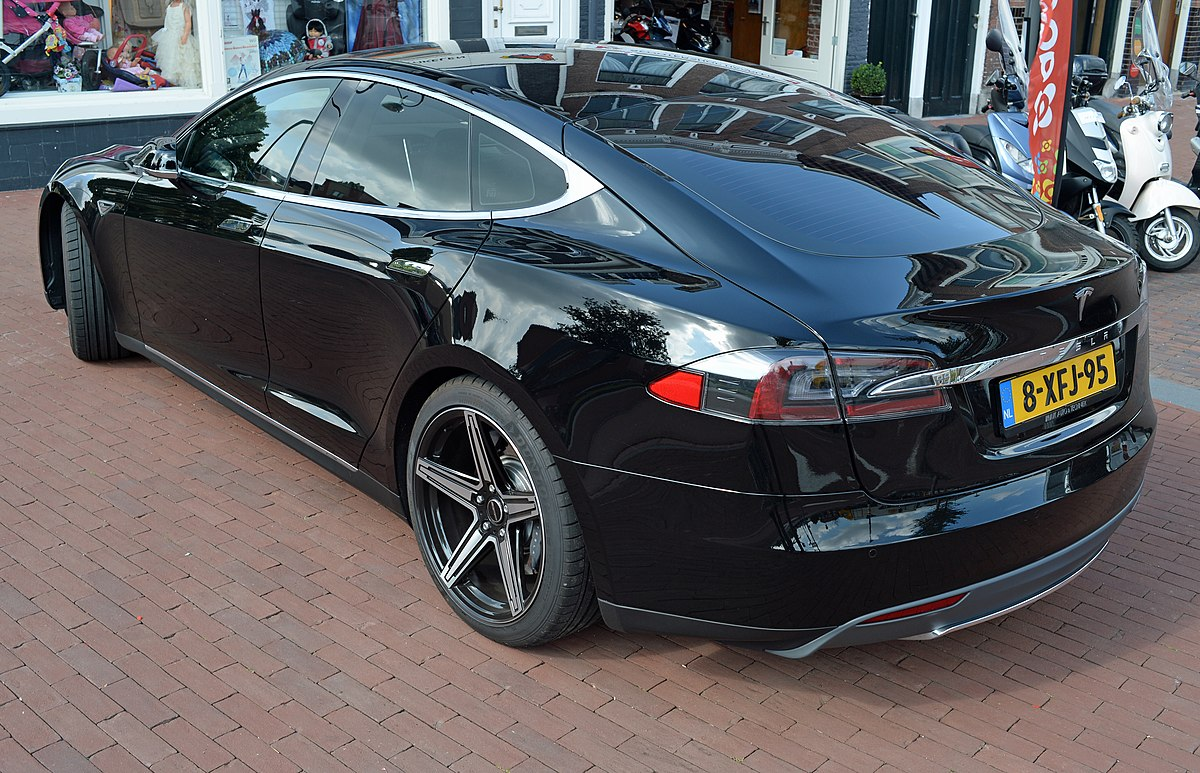 Tesla Model S Wikipedia Wolna Encyklopedia
