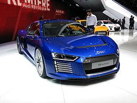 Image illustrative de l article audi r8 voiture de route