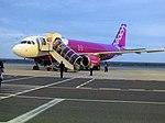2015-12-16 Peach Aviation,Airbus A320-214 JA803P at KIX ピーチアヴィエーション 関西国際空港 DSCF1657.jpg