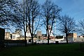 2015-London-Woolwich, Royal Arsenal Crossrail development 04.jpg