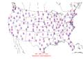 2016-04-22 Max-min Temperature Map NOAA.png
