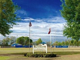 Forrest City, Arkansas - Image: 20160414 132253570 i OS