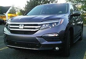 Honda pilot wikipedia 2016 honda pilotg sciox Images
