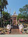 2016 Phnom Penh, Wat Phnom (02).jpg
