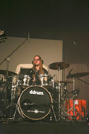 Ddrum - ddrums at the Wave-Gotik-Treffen 2016