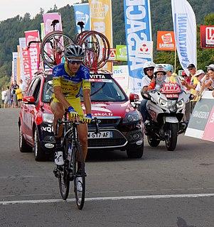 Geoffrey Bouchard French cyclist