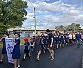 2018 ANZAC Day Graceville, Queensland march and service, 11.jpg