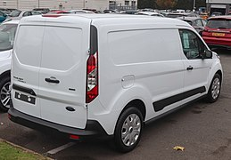 Ford Transit Connect - Wikipedia