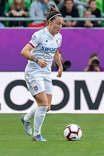 Lucy Bronze English international footballer