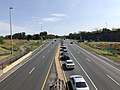 2019-09-08 10 56 40 View north along U.S. Route 29 (Lee Highway) from the overpass for Interstate 66 in Centreville, Fairfax County, Virginia.jpg