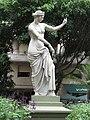 2019 Buenos Aires - Réplica de la Afrodita de Capua en Retiro.jpg