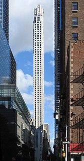 220 Central Park South Residential skyscraper in Manhattan, New York