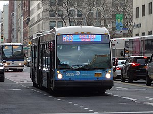 M23 (New York City bus) - Wikipedia