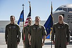 249th Airlift Squadron Welcomes New Commander (29478295178).jpg