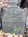 251012 Detail of tombstones at Jewish Cemetery in Warsaw - 40.jpg