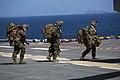 26th MEU Marines, Sailors depart the USS Kearsarge for relief efforts in U.S. Virgin Islands 170911-M-IZ659-0013.jpg