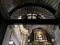 279 Catedral de San Salvador (Oviedo), capella de Santa Bàrbara, imatge de Sant Miquel.jpg