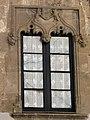29 Can Giol, pl. Ajuntament 16 (Calella), finestra.JPG